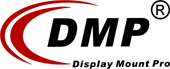 Monitorarm Basic LCD 352 D - Schwarz von Display Mount Pro