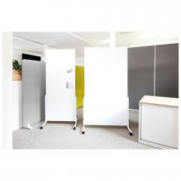 Whiteboard mobil solid easy2 move