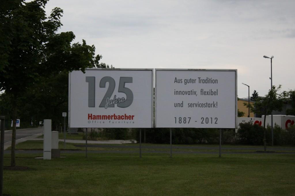 Hammerbacher: 125 Jahre 1