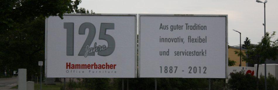 125 Jahre Hammerbacher