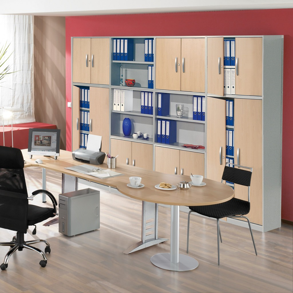 Art Tec Büromöbelserie