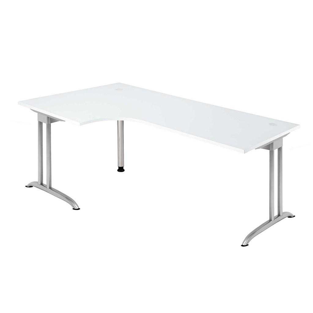 Schreibtisch welche tischform f r welchen einsatzzweck - Tischplatte ecke ...
