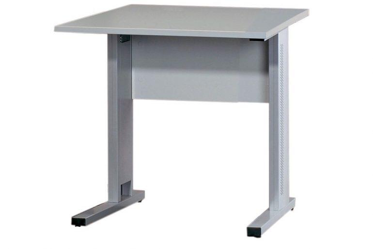 Schreibtisch Quadratform