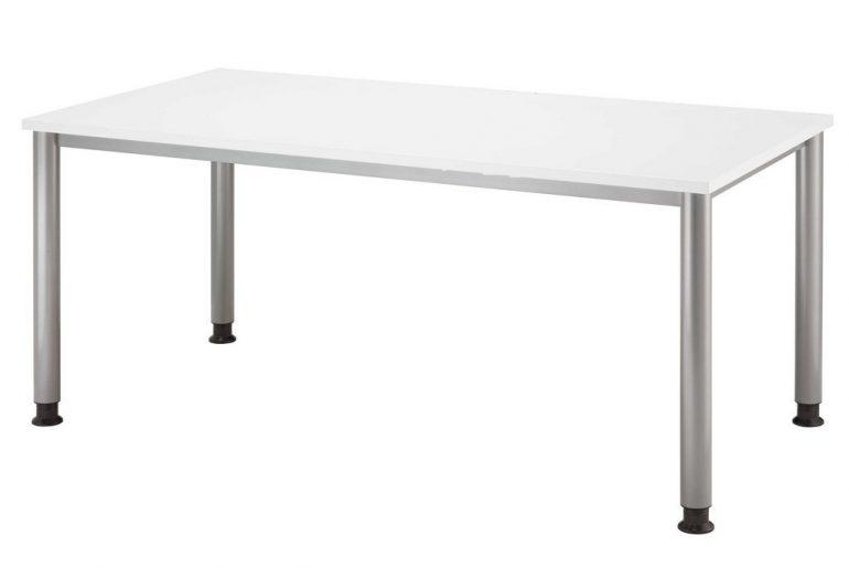 Schreibtisch in Rechteckform