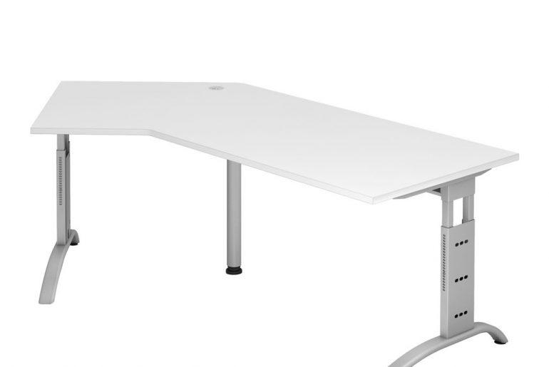 Schreibtisch Winkelform