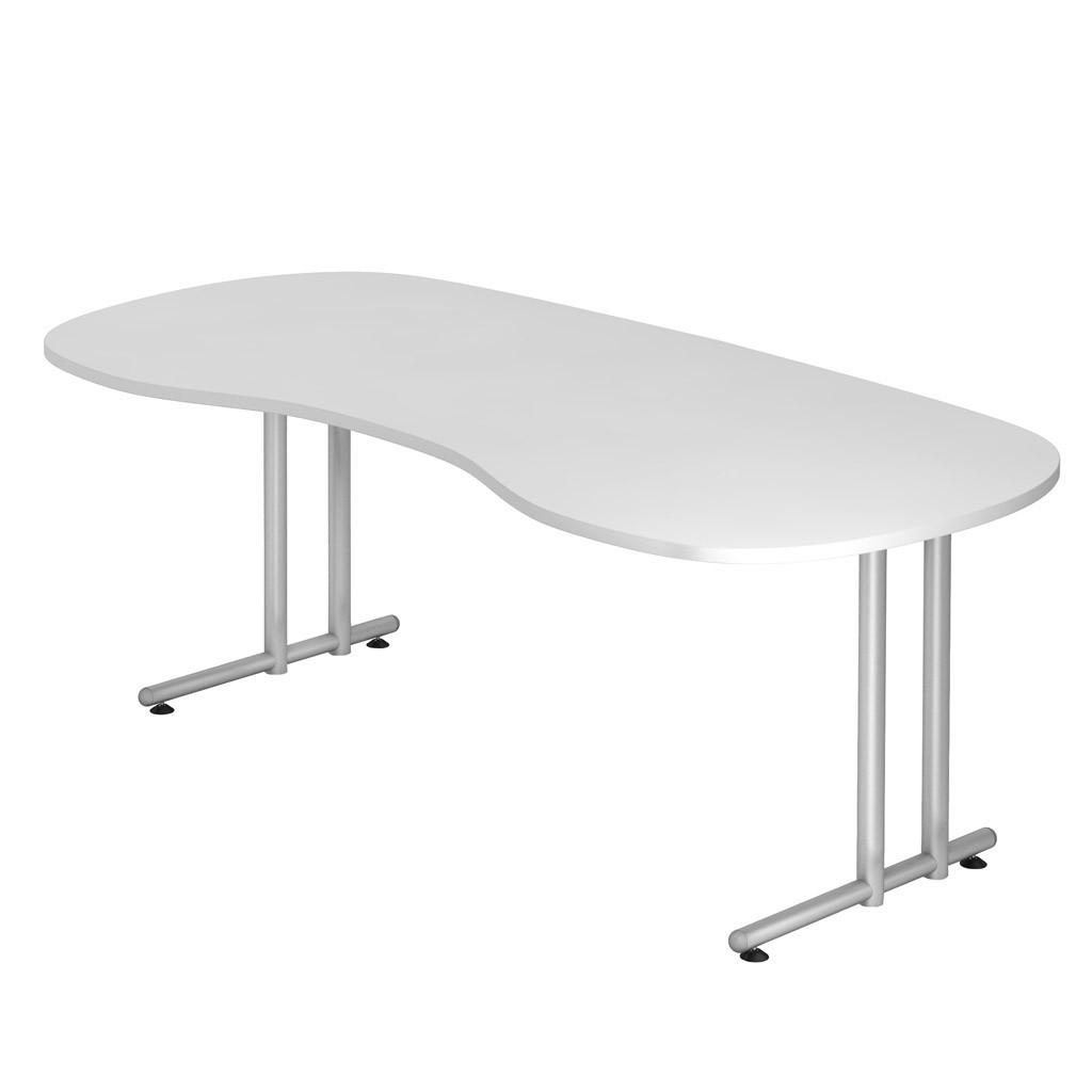 Schreibtisch mit rundung b rozubeh r for Schreibtisch mit ecke