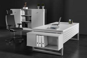 BüromöbEin ordentlicher Arbeitsplatzel von Hammerbacher