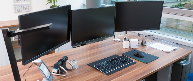 Schreibtischformen