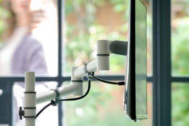 viewgo: Dataflex führt Einsteiger-Monitorarm-Serie ein 2
