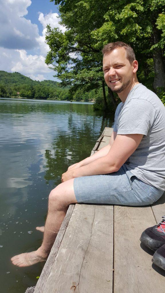 Entspannen am See