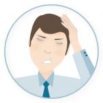 ungünstiges Raumklima erzeugt Kopfschmerzen