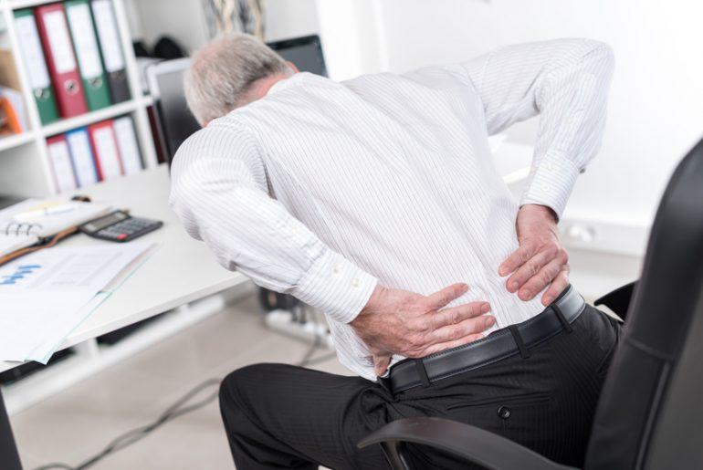 Bandscheibenvorfall - Symptome und was man dagegen tun kann 1