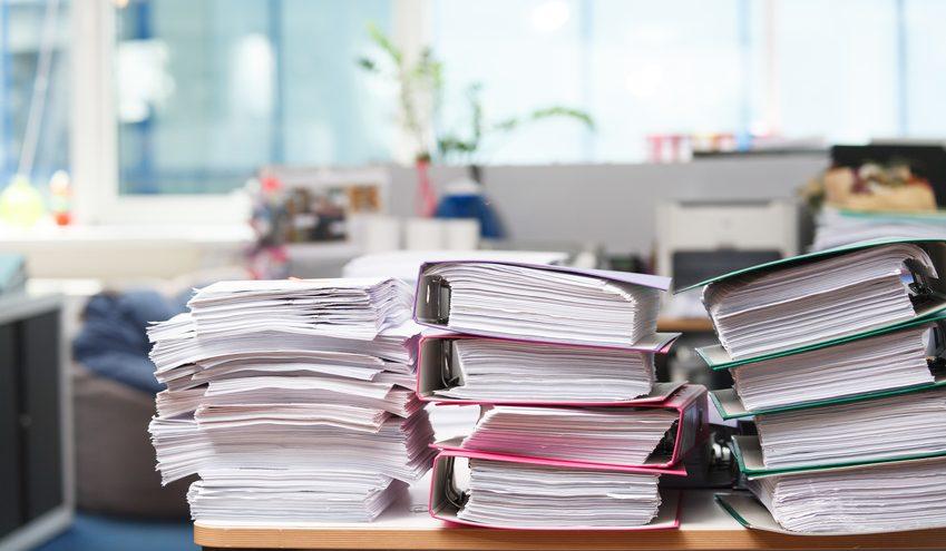 Papierloses Büro