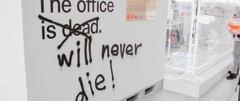 Das Büro wird niemals sterben! Orgatec