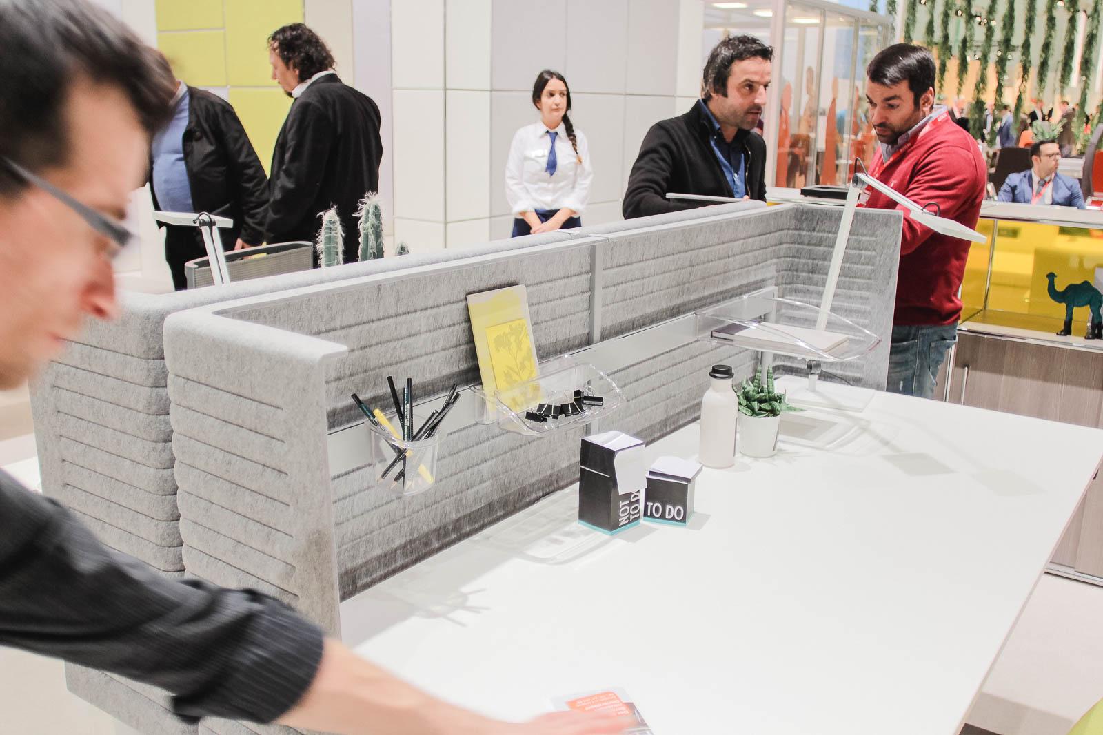 Trennelemente am Schreibtisch   Büromöbel-Experte: Büroratgeber