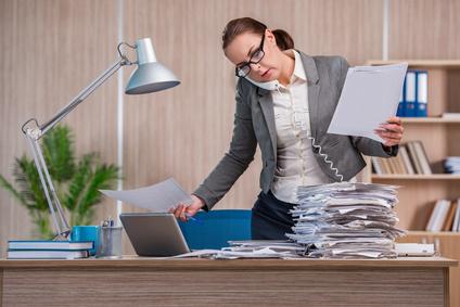 Ständige Stress-Situationen wirken sich negativ auf unsere Gesundheit aus