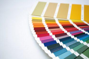 Farbe ins Büro bringen