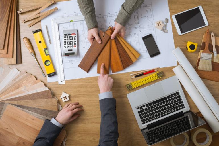 Der passende Bodenbelag für das Büro / Foto: StockPhotoPro / fotolia.com