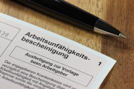 Arbeitsunfähigkeit Pflichten Und Rechte Büromöbel Experte