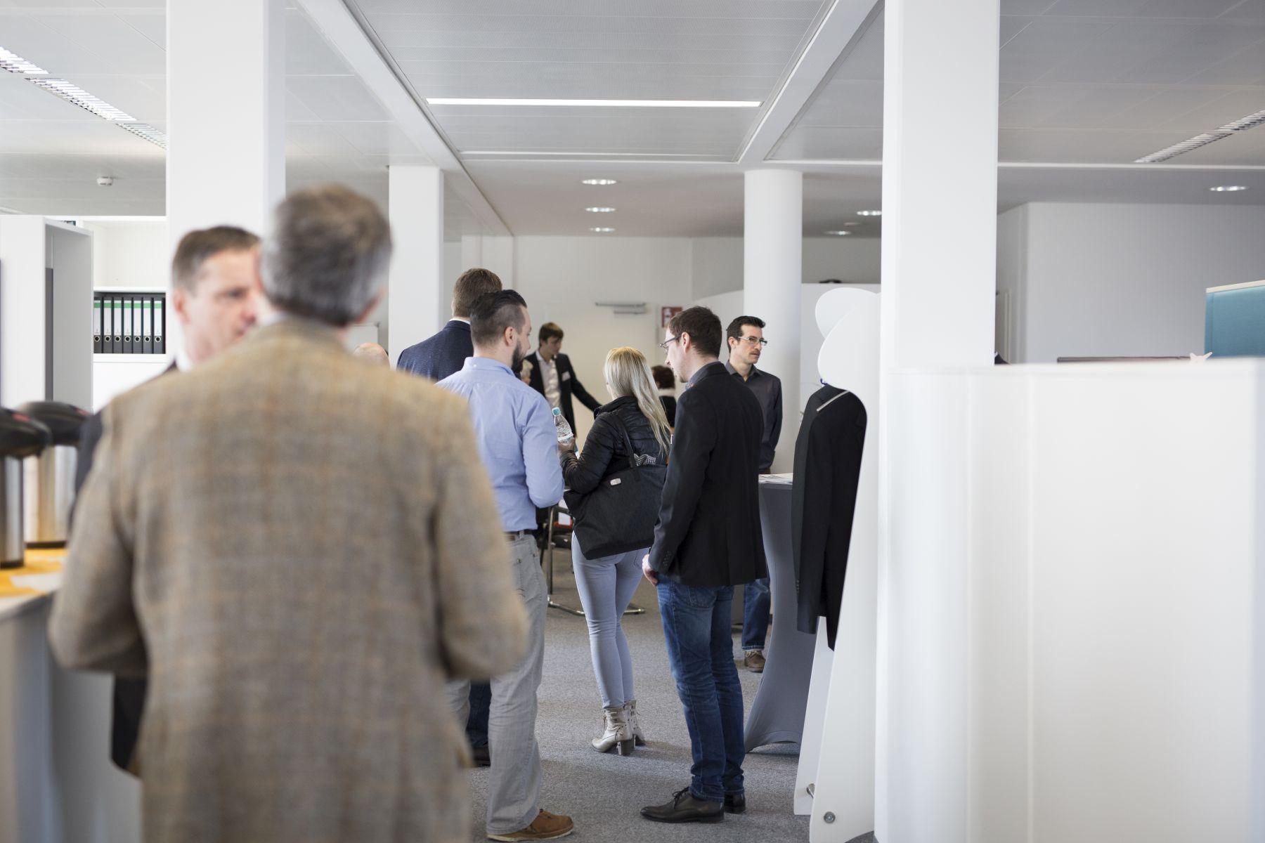 Rückblick: Ergonomie in 5 Punkten - Infoveranstaltung bei Büromöbel-Experte 5