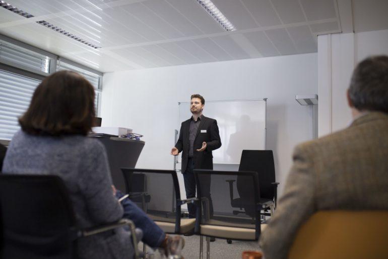 Rückblick: Ergonomie in 5 Punkten - Infoveranstaltung bei Büromöbel-Experte 1