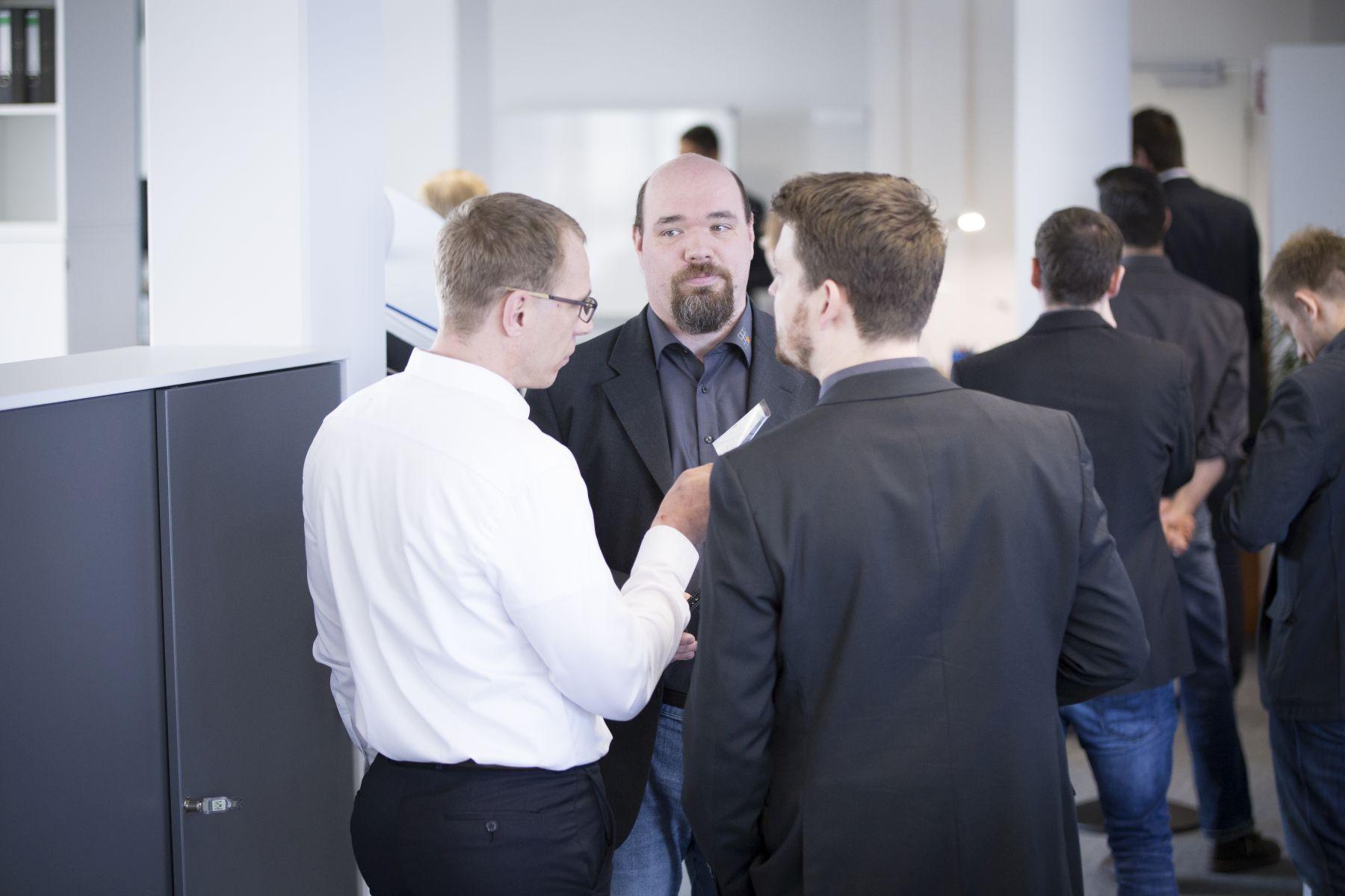 Rückblick: Ergonomie in 5 Punkten - Infoveranstaltung bei Büromöbel-Experte 16