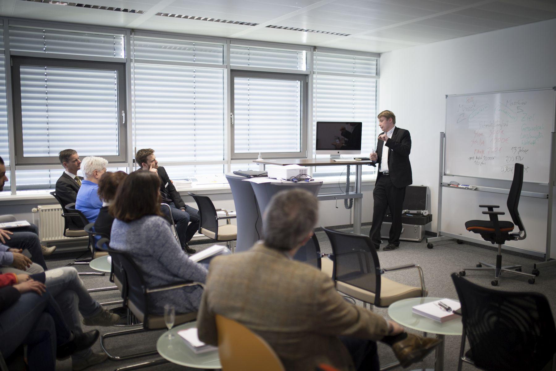 Rückblick: Ergonomie in 5 Punkten - Infoveranstaltung bei Büromöbel-Experte 28