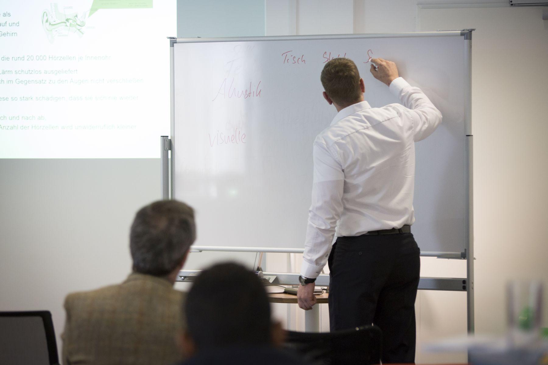 Gute Präsentation halten