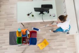 Mangelnde Hygiene hat sehr schnell einen Einfluss auf die Effizienz der Mitarbeiter. / Foto: Andrey Popov / fotolia.com