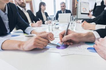 Drucker, Scanner und Meetingräume ergänzen die Infrastruktur und liefern somit zum Beispiel die Basis für Termine mit Kunden. / Foto: yellowj / fotolia.com
