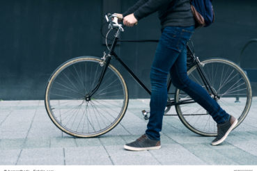 Darum sollten Sie mit dem Fahrrad ins Büro fahren. / Foto: bernardbodo / fotolia.com