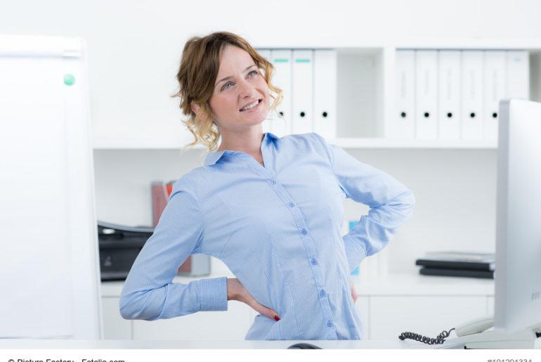 Die häufigsten Bürokrankheiten. / Foto: Picture-Factory / fotolia.com