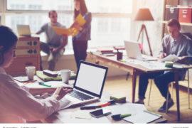 Coworking - Vor- und Nachteile des neuen Bürotrends. / Foto: mooshny / fotolia.com