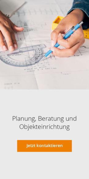 zur Seite für Büroplanung