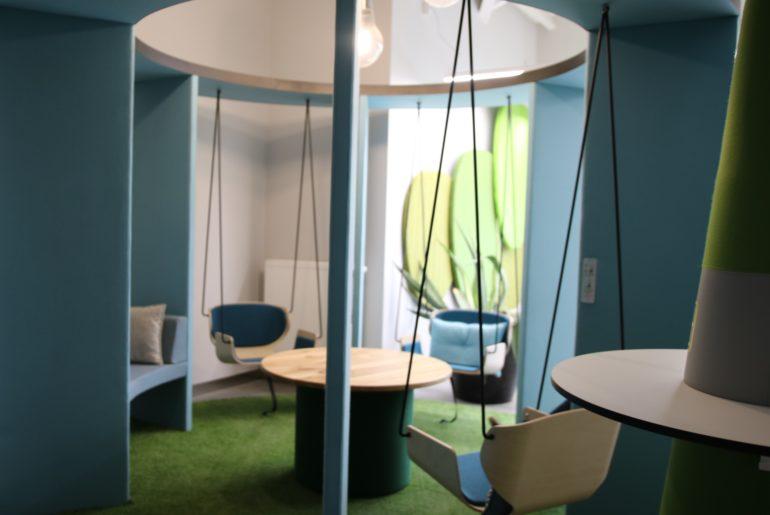 Büromöbel-Experte zu Besuch bei Bejot Büromöbel 2