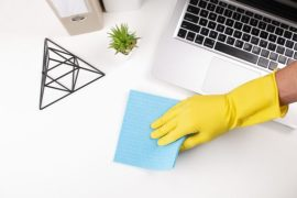 Büromöbel pflegen und reinigen