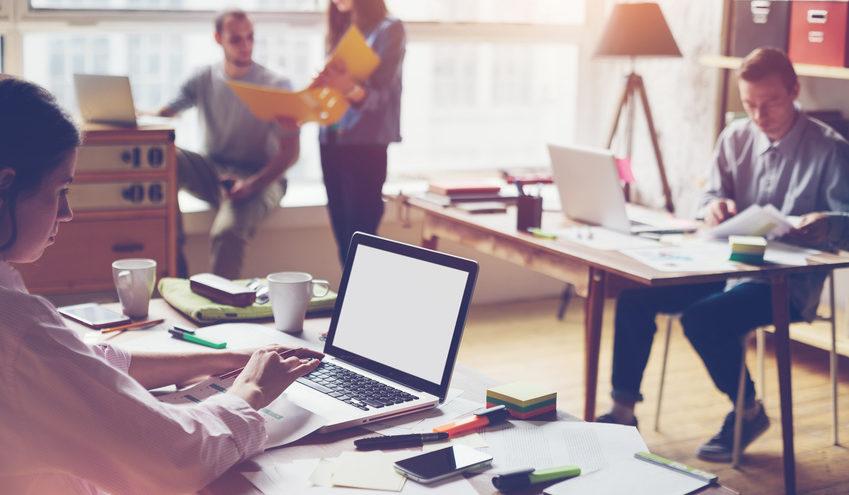 Desk-Sharing im Unternehmen