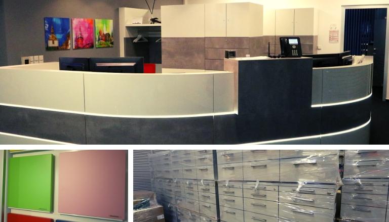 Besuch bei fm Büromöbel GmbH 5
