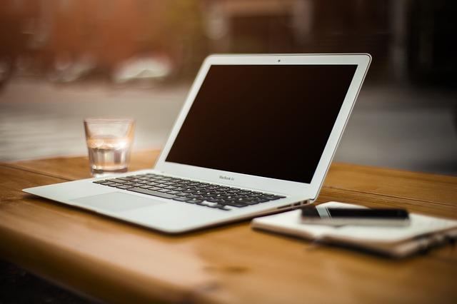 Laptop fürs Büro