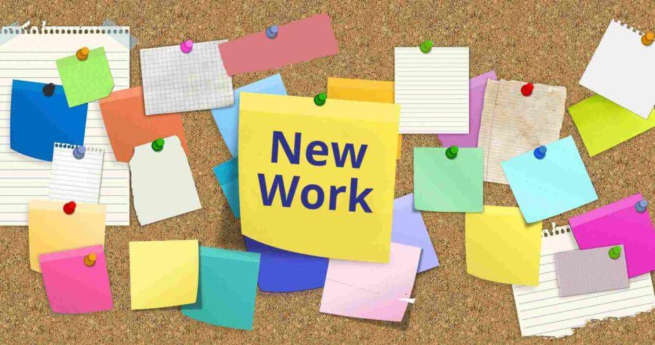 New Work Büroplanung