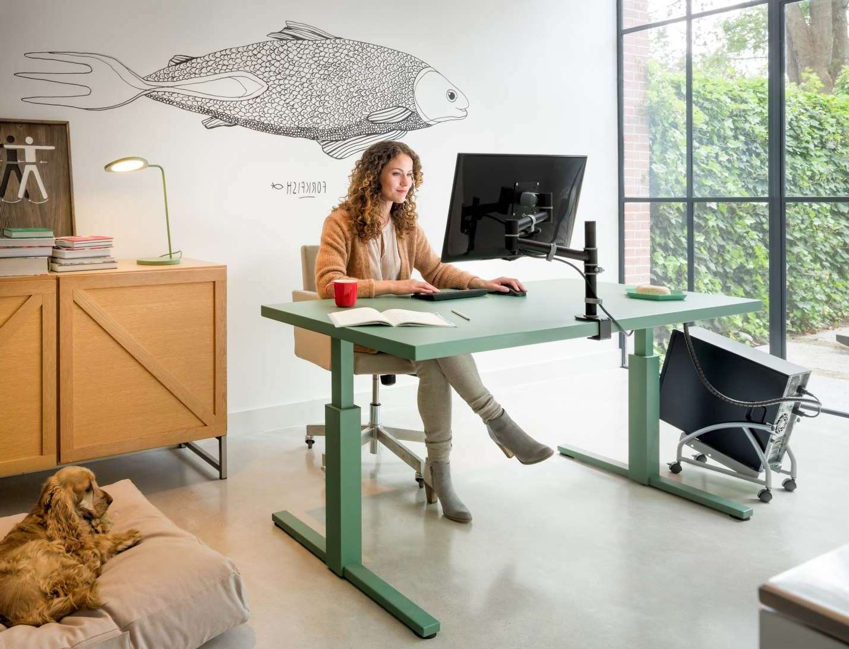 Schreibtisch Höhe