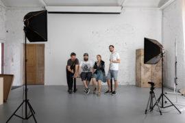 BME unterwegs - unser Videodreh zum eModel 2.0 4