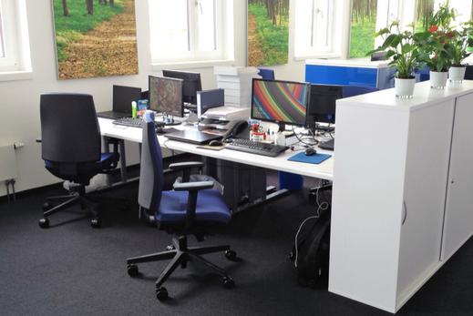 Neue Büroräume suchen